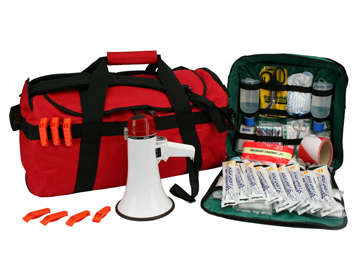 Standard and custom-made Emergency Kits | beyond Fire Safety | safe evacuation and lockdown